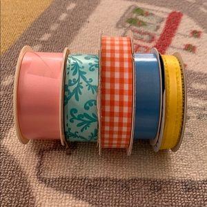 5pc Ribbon Bundle